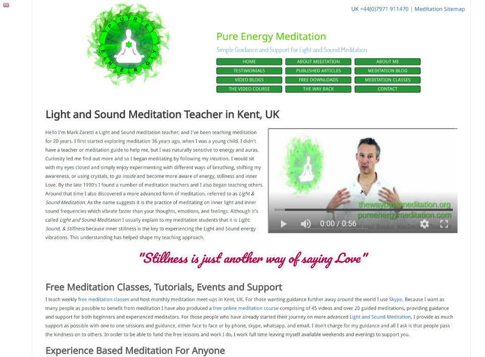 Pure Energy Meditation pureenergymeditation.com