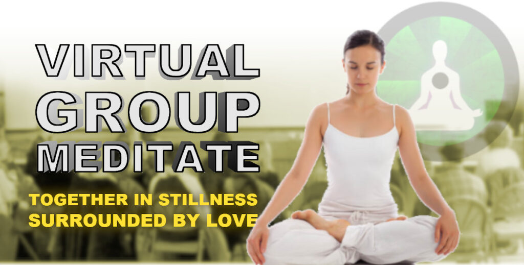 Virtual Group Meditation
