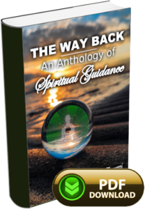 [eBook] The Way Back: An Anthology of Spiritual Guidance